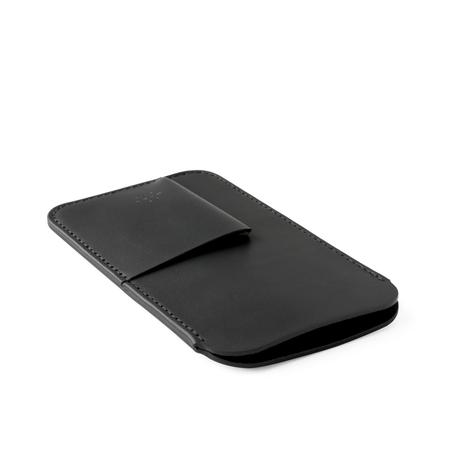 MAKR iPhone 6/7/8  Plus with Card Sleeve - BLACK