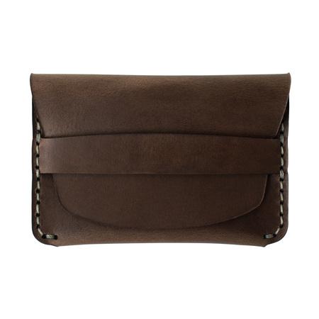 MAKR Flap Slim Wallet - BARK