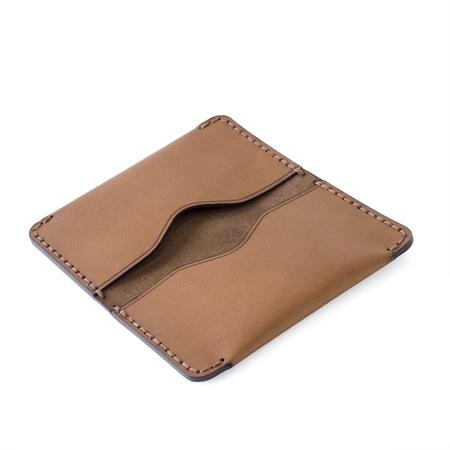 MAKR Horizon Three Wallet - TOBACCO