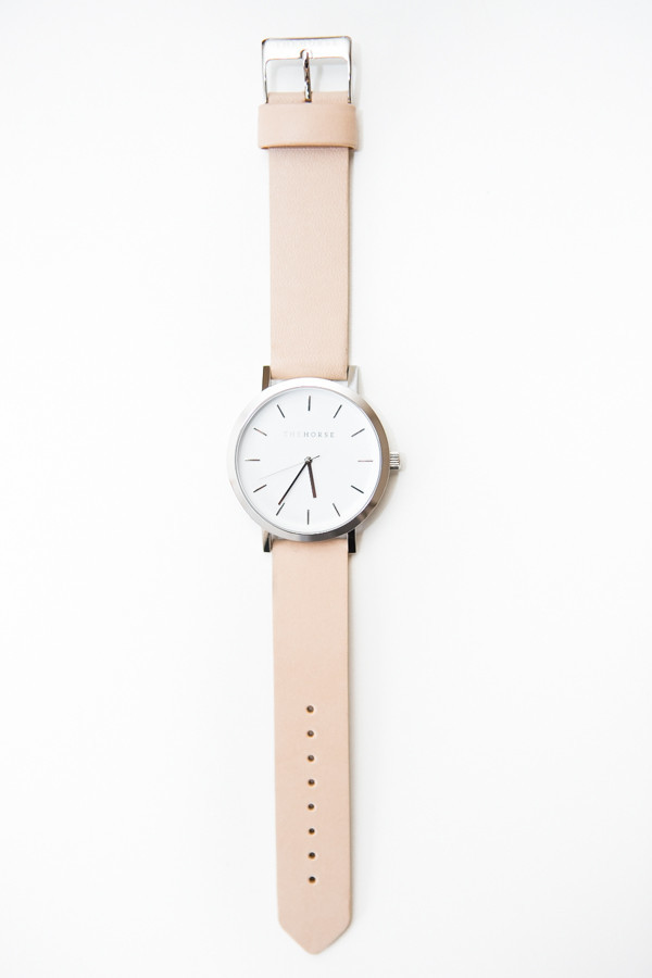 The Horse Original Leather Watch