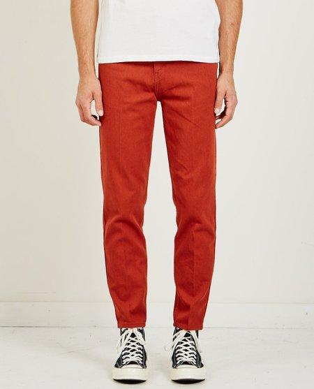 Levi's Vintage Clothing Sta-Prest 5 Pocket Cord Trousers - Burnt Henna