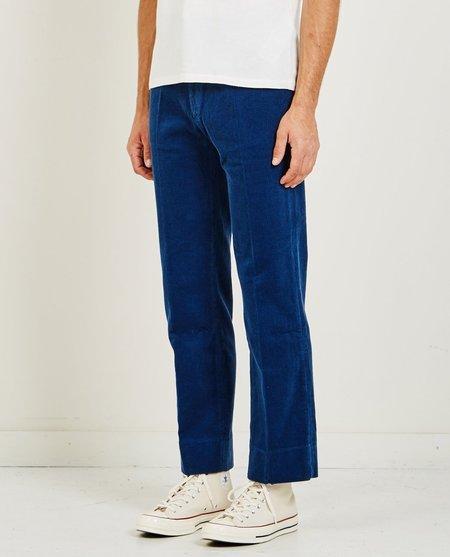 Levi's Vintage Clothing Sta-Prest Cord Trousers - Dark Blue