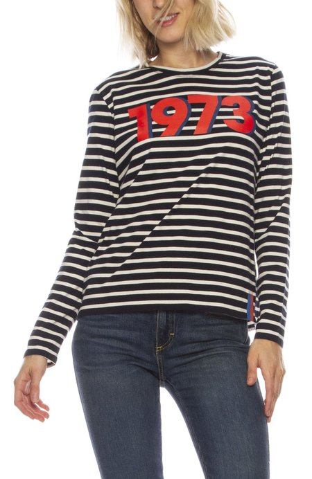 Kule Limited Edition 1973 Modern Long Sleeve Shirt - Stripe