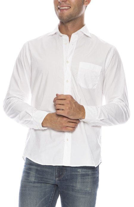 Hartford Paul Pat Button Down Shirt