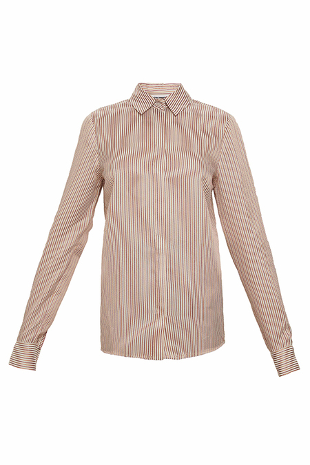N-DUO Striped shirt