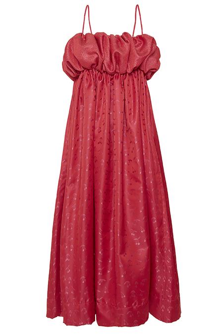 N-DUO sorbet dress - Pink