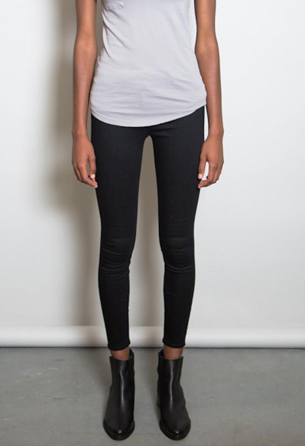3x1 NYC W3 High Rise Crop Skinny Jean