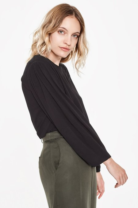 Sitting Pretty Sofia Loose Tapered Blouse
