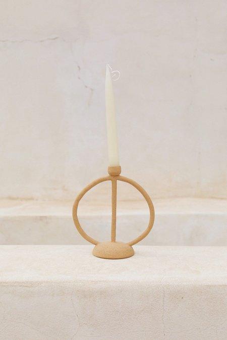 Ursula Basinger Circle Candlestick