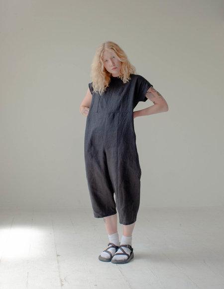 The General Public Decoy Jumpsuit - Black