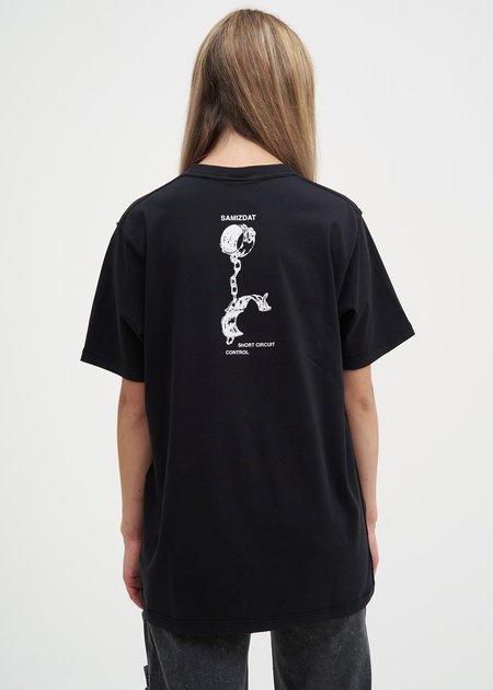 Yang Li Logo T-Shirt - Black