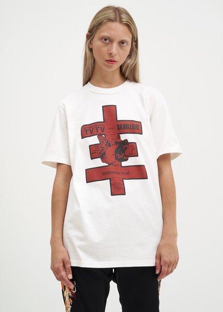 Yang Li European Tour T-Shirt - White