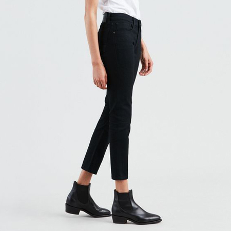 Levi's Made & Crafted Cigarette Jeans - Nomad Black