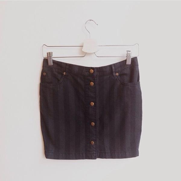 Ganni Bruce Skirt