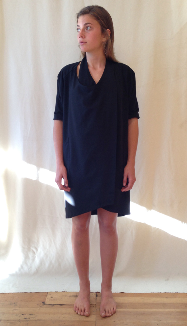 Ursa Minor Gallery Wrap Dress