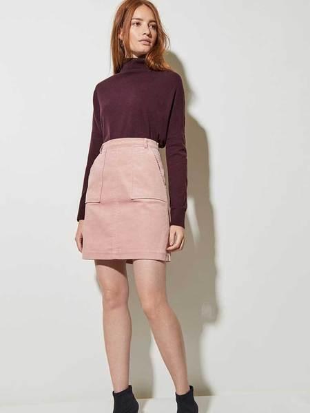 Great Plains Chunky Cord Skirt