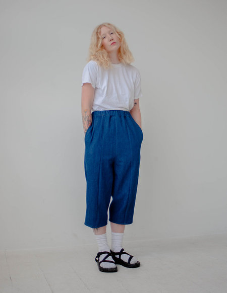 The General Public Wader Pant - Denim