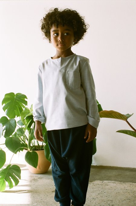 Kids Boy+Girl Knit Harem Pant