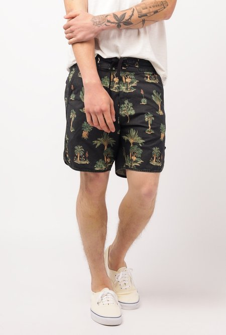 critical slide society Couch Surfer Board Short - Phantom