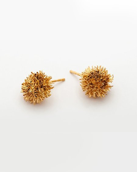 Mirit Weinstock Sparkling Star Studs - Gold