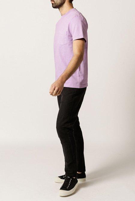 Welcome Stranger OD Bison Pocket T-Shirt - Rhapsody