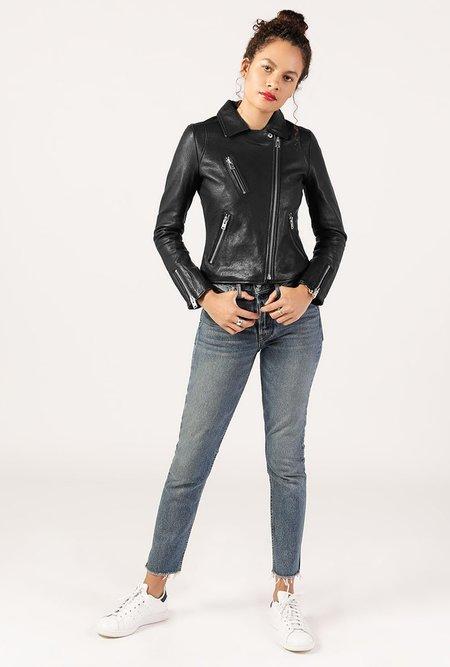 Doma Leather Classic Moto Jacket