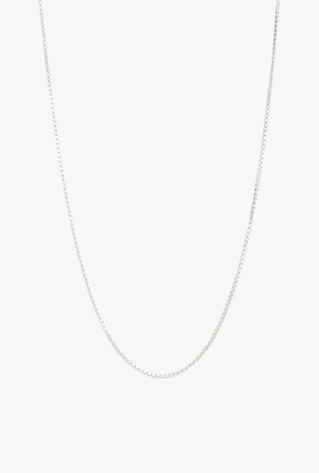 Wolf Circus Clea Chain Necklace - sterling silver