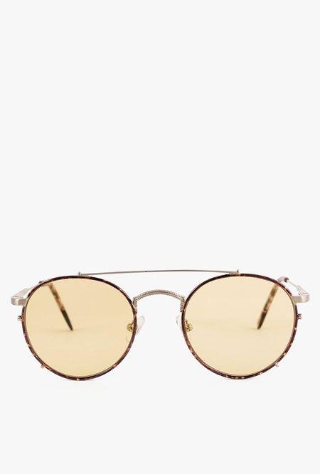 Crap Eyewear The Tuff Safari Sunglasses - Espresso Rims