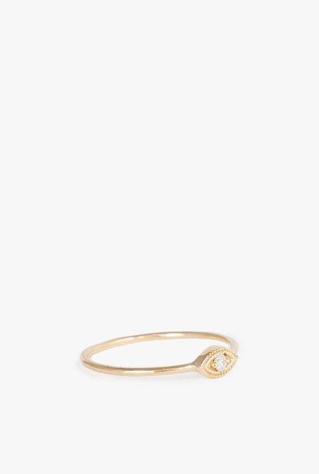 Lumo Magical Diamond Ring - 14K Gold