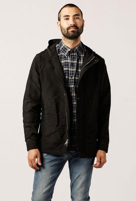 WELCOME STRANGER Nu Safari Jacket - BLACK