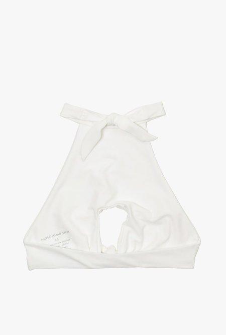 Midsommar Topanga Top - WHITE