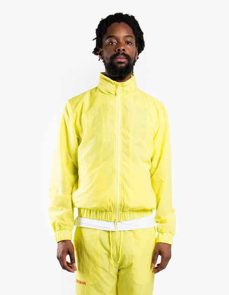 Han Kjøbenhavn Track Top - Neon Yellow