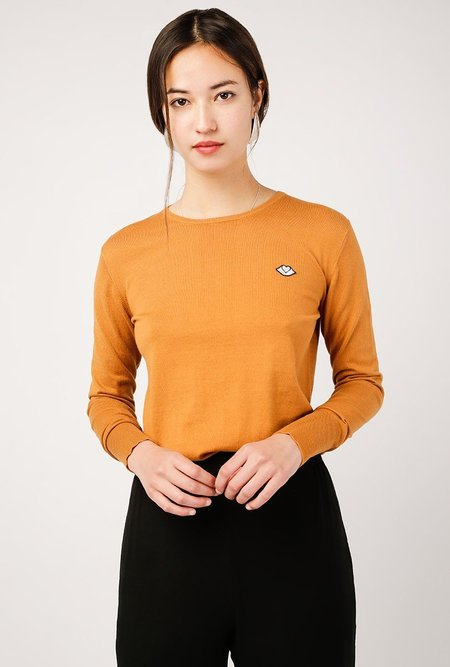 See By Chloe Logo Sweater - BROWN