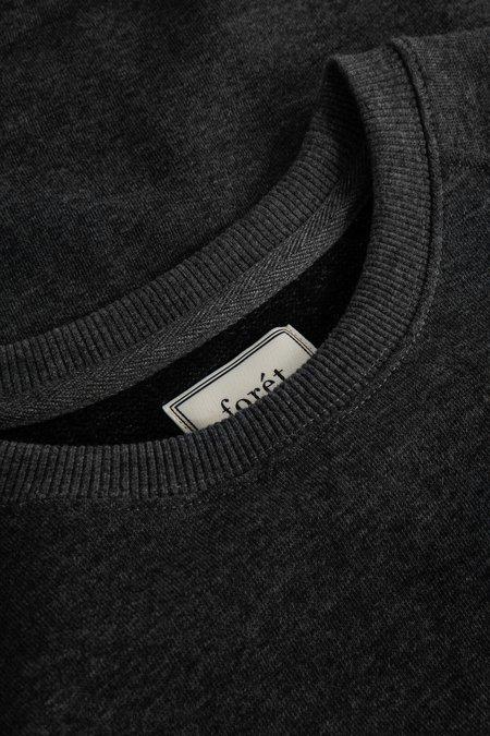 forét Carp Sweatshirt - Ash