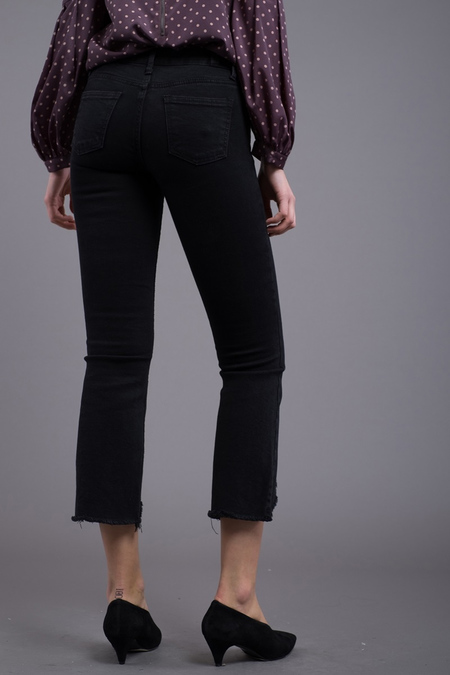 J.O.A. Two Roads Jeans - BLACK