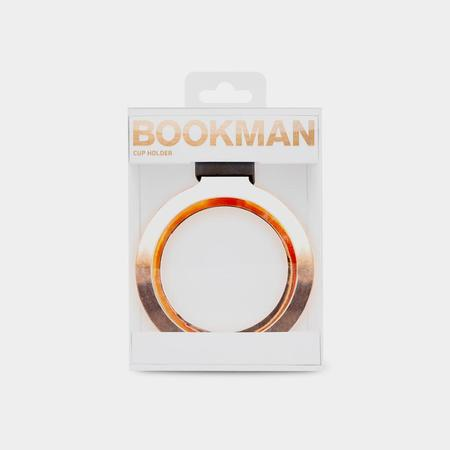 Bookman Cup Holder - Copper