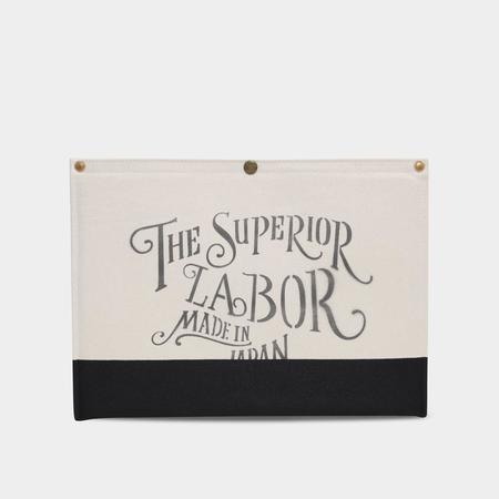 "Superior Labor Laptop Case 13"" - Black"