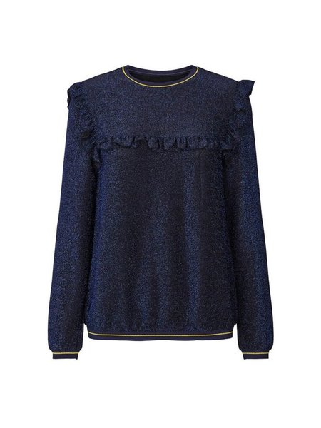 Lolly's Laundry Avalon Top - Blue
