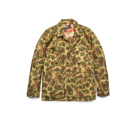 Poor Man's Club RTO Jacket - Camo Herringbone