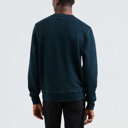 Levi's Made & Crafted Crewneck Sweatshirt - Blueshade Heather