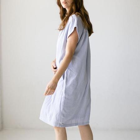 Suunday Cocoon Dress - Grey