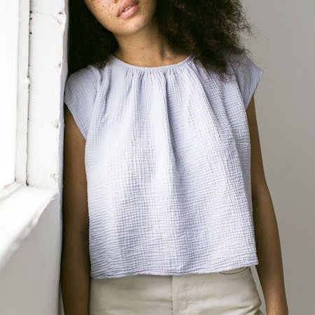 Suunday Willa Top - Grey