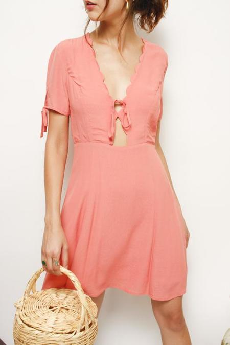 Eli Bet Feelin' Peachy Dress