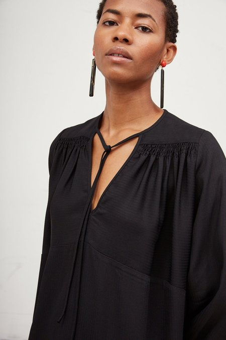 Rachel Comey Clean Willow Top - Black Stripe