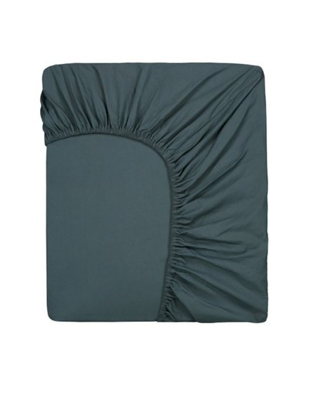 Kids Gray Label Organic Fitted Sheet