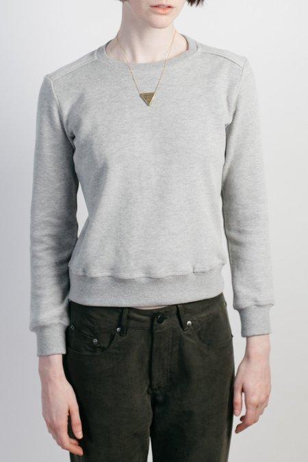 Bridge & Burn Linnton Sweatshirt - Light Grey