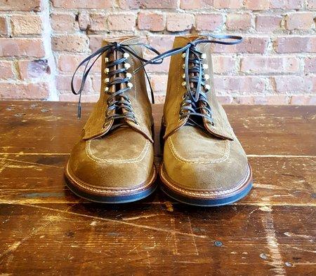 Alden x Milworks Indy Boot