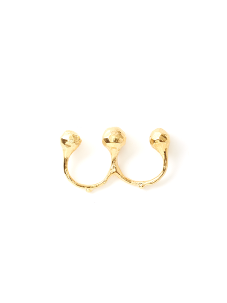We Who Prey Faceted Ball Knuckle Duster