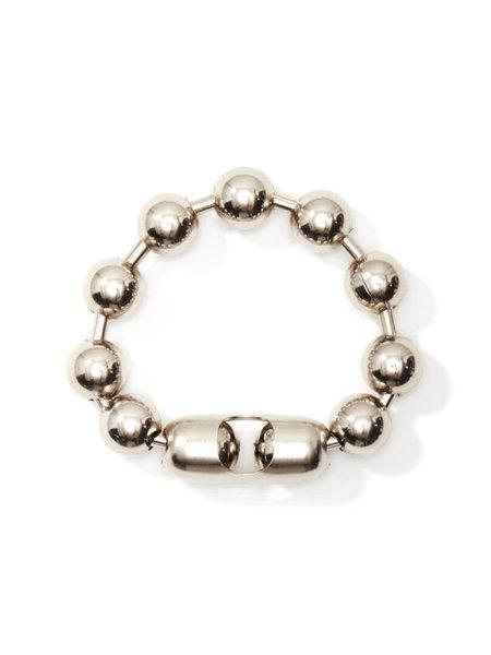 We Who Prey Extra Large Meridian Bracelet - SILVER