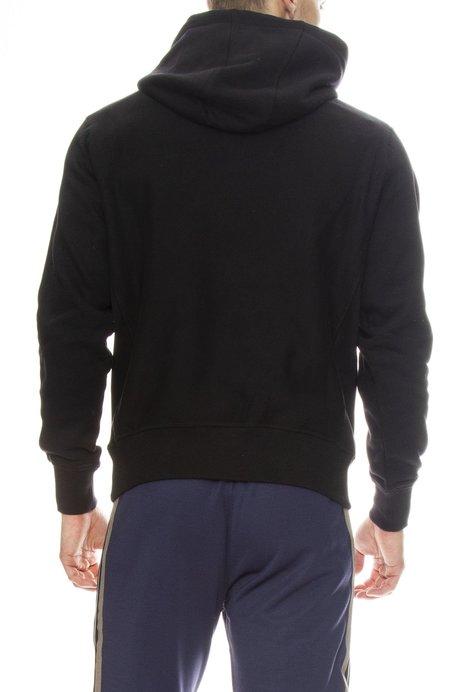 Belstaff Langdon Pullover Logo Hoodie - Black